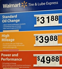 How Much Is An Oil Change >> 50 Off Walmart Oil Change Coupons 2020 Get The Best Prices