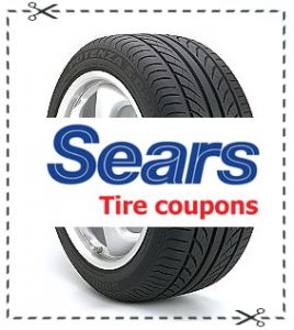 Sears Tires Coupons