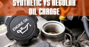 synthetic VS regular oil change