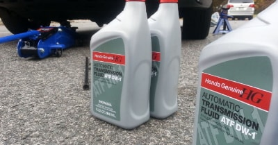 Transmission Fluid Change Cost