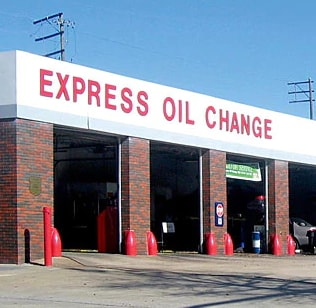 quick oil change near me