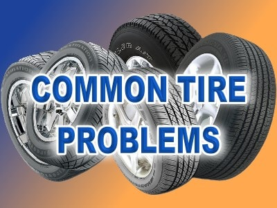 common tire problems
