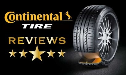 continental tires reviews