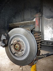 Fix Noisy Brakes