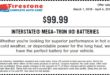 Firestone Batteries Coupon March 2018