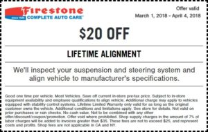 front end alignment prices near me