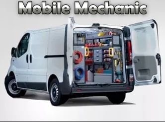 mobile mechanic - car repair service
