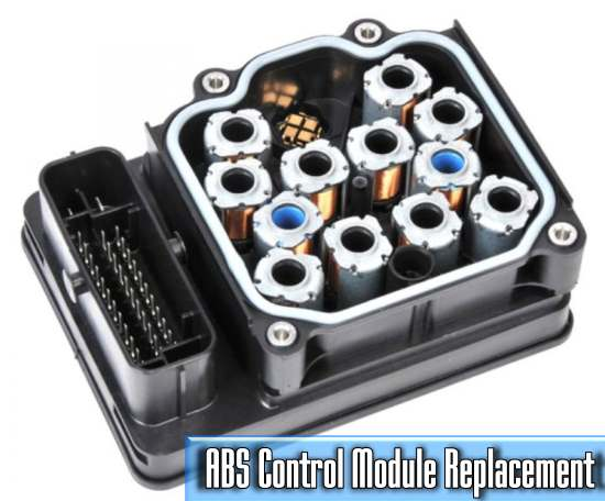 the average price of ABS Control Module Replacement