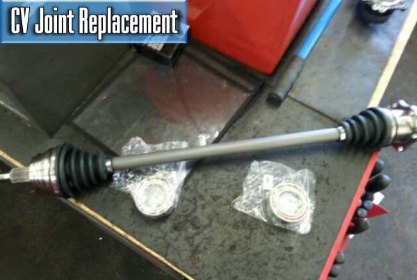 what is the average price of a cv joint replacement