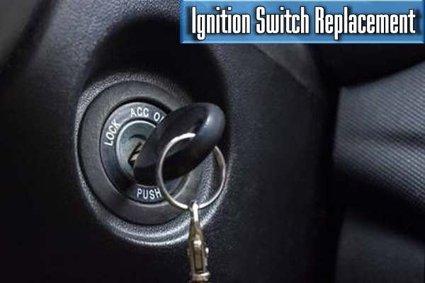 how much does it cost to replace a car ignition switch