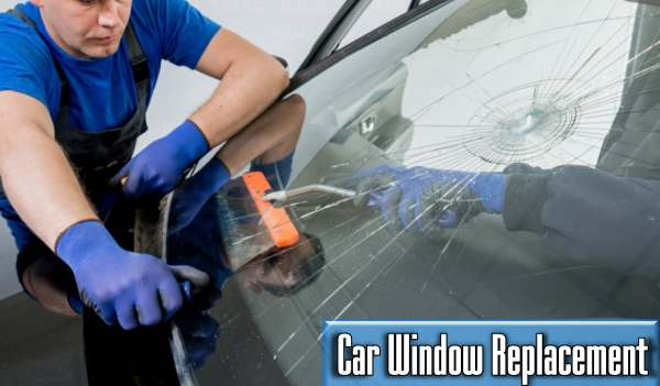 how much does it cost to replace a car window