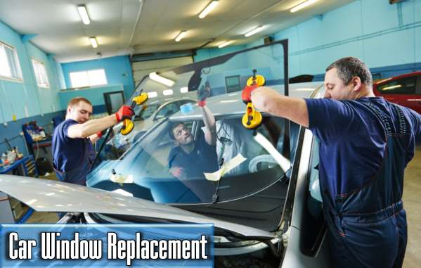 what is the average price of car windows replacement
