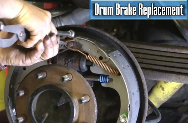 how much does it cost to replace a drum brake