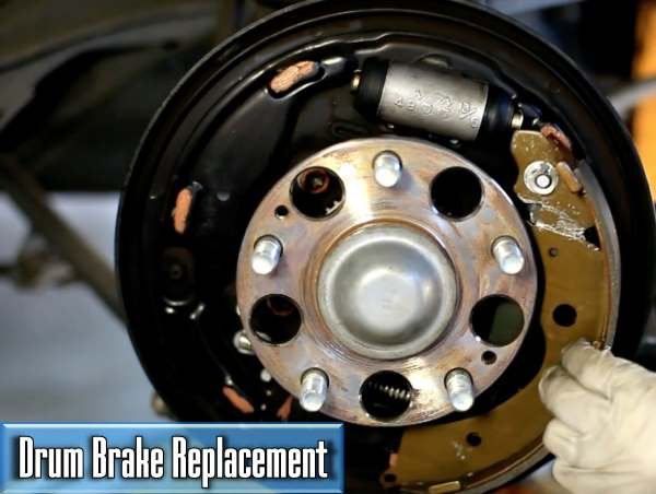 what is the average price of a drum brake replacement