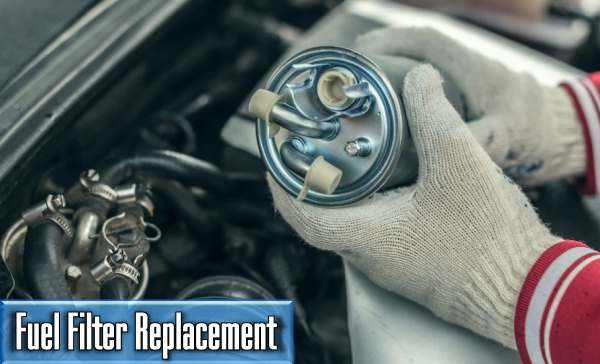 how much does it cost to replace a fuel filter