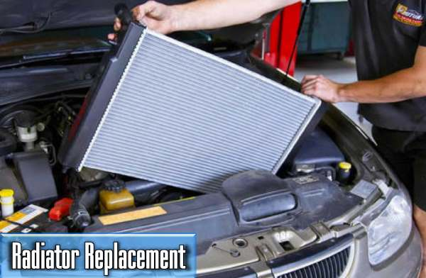 how much does it cost to replace a car radiator
