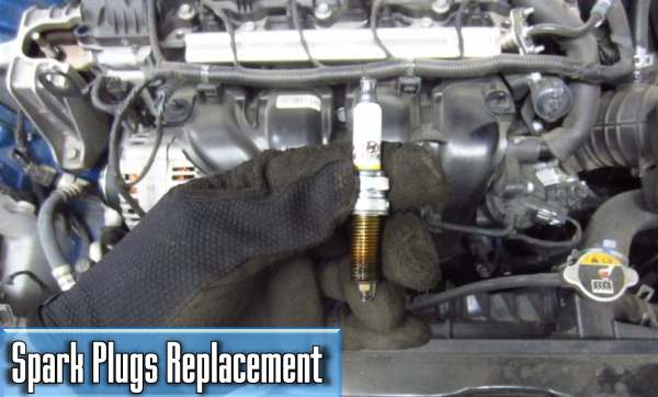 how much does it cost to replace the spark plugs