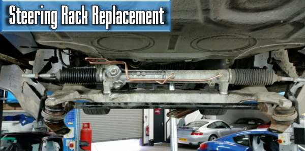 how much does it cost to replace the steering rack