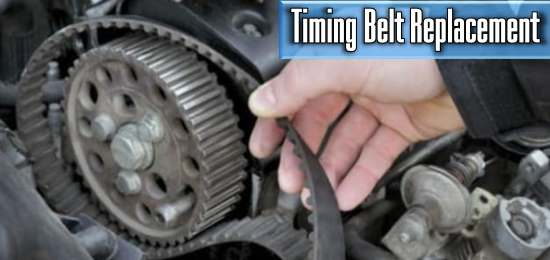 how much does it cost to replace a car timing belt