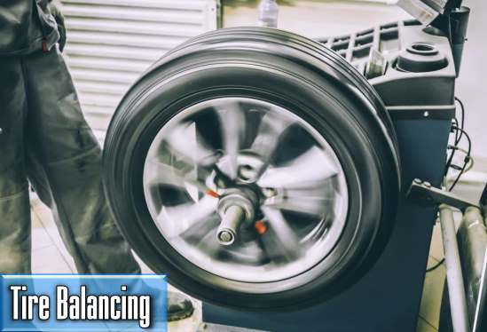 what is the average price of tires balancing