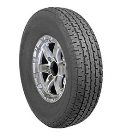 Freestar M-108 8 Ply D Load Radial Trailer Tire Top for Heavy Loads