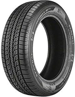 General AltiMAX RT43 Top Tire for Honda Accord