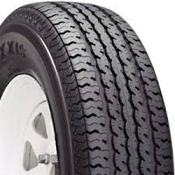 Maxxis M8008 ST Radial Trailer Tire Top for Heavy Loads