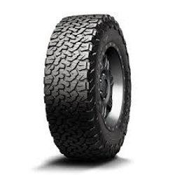 Is the BFGoodrich All-Terrain T/A KO2 Top Tire for Towing?