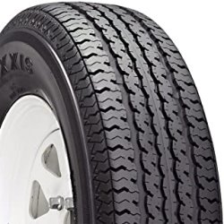 Maxxis M8008 ST Radial Trailer 205/75R14 Top Ply Tire for Towing