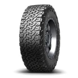 Is the BFGoodrich All-Terrain T/A KO2 Top For Snow?