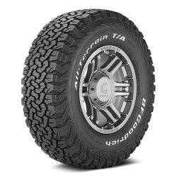 Is the BFGoodrich All-Terrain T/A KO2 Top Tire for Highways?