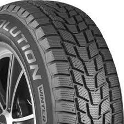 Is the Cooper Evolution Winter 205/50R16 87T Top Snow Tire For SUV?