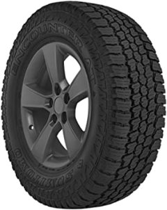 Is the Sumitomo Encounter Top All Terrain Tire for Highways?